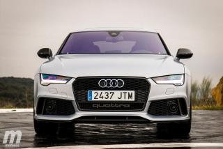 Prueba Audi RS 7 Sportback Performance - Foto 6