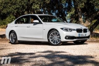 Prueba BMW Serie 3 Foto 1