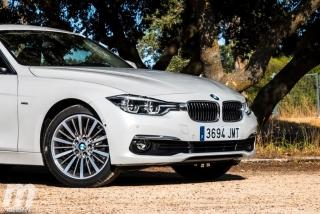 Prueba BMW Serie 3 Foto 2