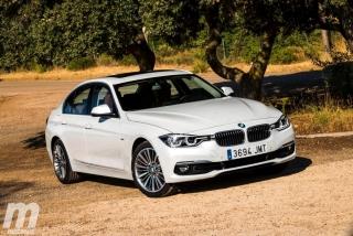 Prueba BMW Serie 3 Foto 3