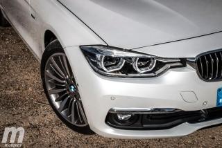 Prueba BMW Serie 3 Foto 4