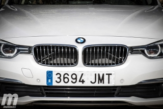Prueba BMW Serie 3 Foto 8