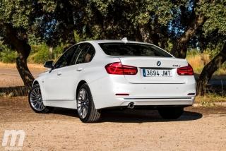 Prueba BMW Serie 3 Foto 20