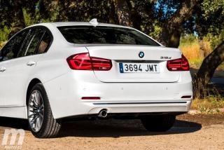 Prueba BMW Serie 3 Foto 21