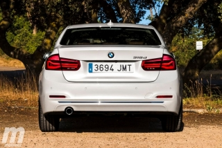 Prueba BMW Serie 3 Foto 26