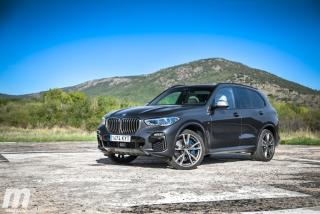 Prueba BMW X5 M50d - Foto 1