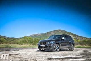 Prueba BMW X5 M50d - Foto 3