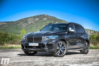 Prueba BMW X5 M50d - Foto 4
