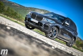 Prueba BMW X5 M50d - Foto 5