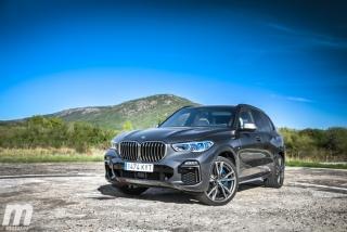 Prueba BMW X5 M50d - Foto 6