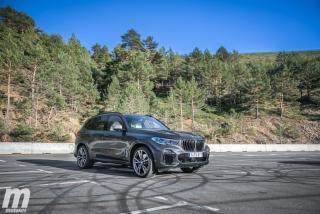 Prueba BMW X5 M50d Foto 12