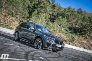 Prueba BMW X5 M50d Foto 13