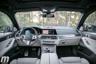 Prueba BMW X5 M50d Foto 32