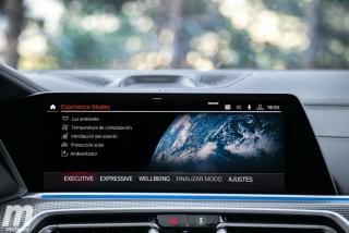 Prueba BMW X5 M50d Foto 40