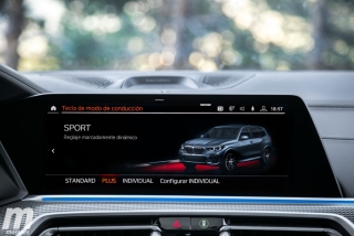 Prueba BMW X5 M50d Foto 41