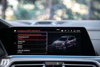 Prueba BMW X5 M50d Foto 42