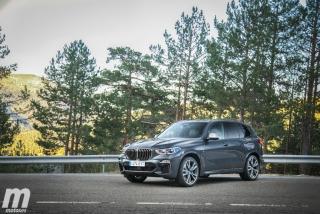 Prueba BMW X5 M50d Foto 65