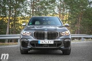 Prueba BMW X5 M50d Foto 66