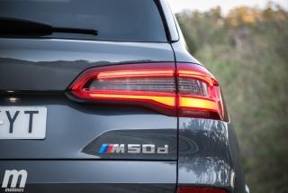 Prueba BMW X5 M50d Foto 70