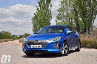 Prueba Hyundai IONIQ Eléctrico - Foto 1