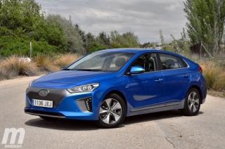 Prueba Hyundai IONIQ Eléctrico - Foto 3