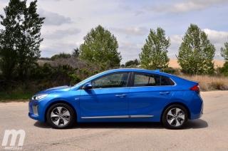 Prueba Hyundai IONIQ Eléctrico - Foto 4