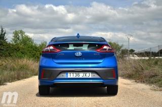 Prueba Hyundai IONIQ Eléctrico - Foto 5