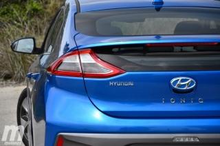 Prueba Hyundai IONIQ Eléctrico Foto 9