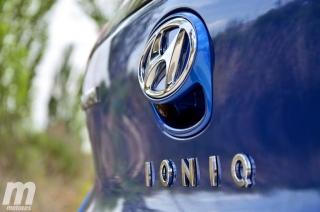 Prueba Hyundai IONIQ Eléctrico Foto 10