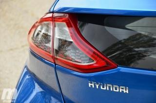 Prueba Hyundai IONIQ Eléctrico Foto 12