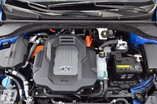 Prueba Hyundai IONIQ Eléctrico Foto 14