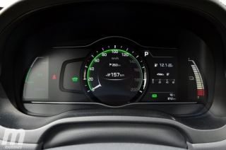 Prueba Hyundai IONIQ Eléctrico Foto 18