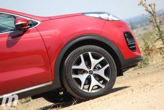 Prueba Kia Sportage 1.7 CRDI GT LIne - Foto 3
