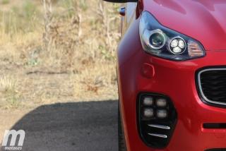 Prueba Kia Sportage 1.7 CRDI GT LIne Foto 14