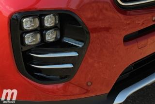 Prueba Kia Sportage 1.7 CRDI GT LIne Foto 21