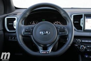 Prueba Kia Sportage 1.7 CRDI GT LIne Foto 23