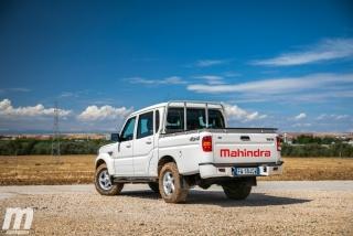 Prueba Mahindra Goa Pik-Up Plus Foto 22