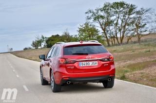 Prueba Mazda6 Wagon 2.2 Diesel AWD AT Foto 9