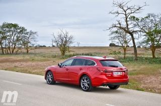 Prueba Mazda6 Wagon 2.2 Diesel AWD AT Foto 10