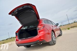 Prueba Mazda6 Wagon 2.2 Diesel AWD AT Foto 23