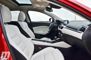 Prueba Mazda6 Wagon 2.2 Diesel AWD AT Foto 30