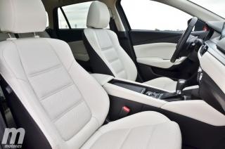 Prueba Mazda6 Wagon 2.2 Diesel AWD AT Foto 31