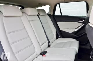 Prueba Mazda6 Wagon 2.2 Diesel AWD AT Foto 33