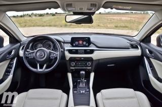 Prueba Mazda6 Wagon 2.2 Diesel AWD AT Foto 34