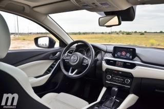 Prueba Mazda6 Wagon 2.2 Diesel AWD AT Foto 36