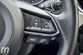 Prueba Mazda6 Wagon 2.2 Diesel AWD AT Foto 40