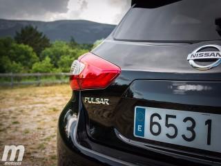 Prueba Nissan Pulsar DIG-T 190 Foto 13