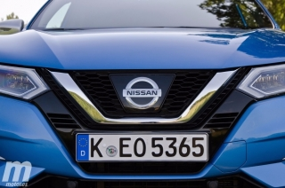 Prueba Nissan Qashqai 2017 Foto 9