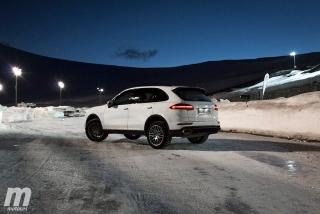 Prueba offroad Porsche Cayenne - Foto 1