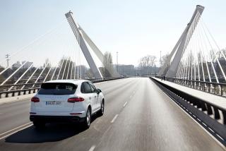 Prueba offroad Porsche Cayenne - Foto 4